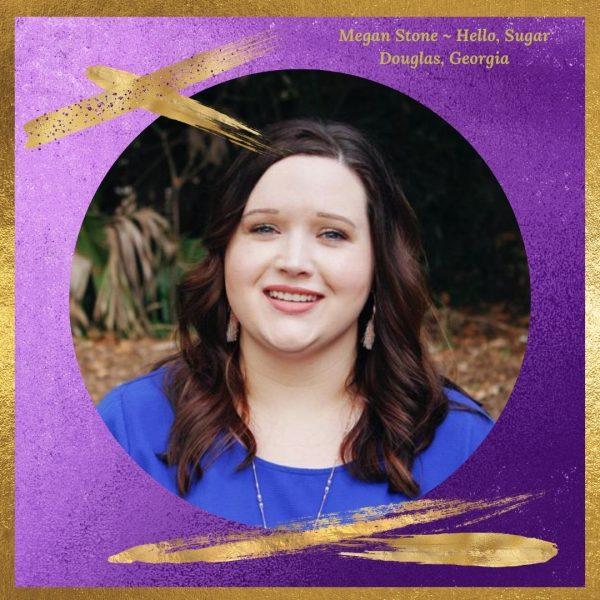 Megan Stone ~ Douglas, Georgia Sugarist